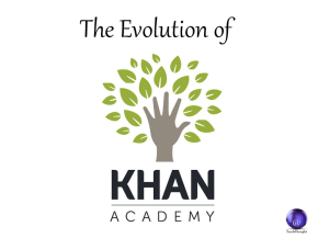 Khan Academy: An Ethical Example of Online Education
